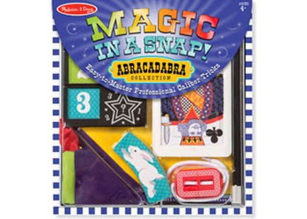Melissa & Doug - Magic in a Snap! Abracadabra Collection - Children's Toys & Games Arts & Crafts