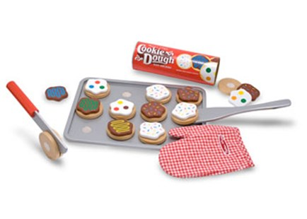 Melissa & Doug - Slice And Bake Cookie Set - Children's Toys & Games Dress Up & Role Play