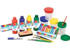 Melissa & Doug - Easel Accessory Set