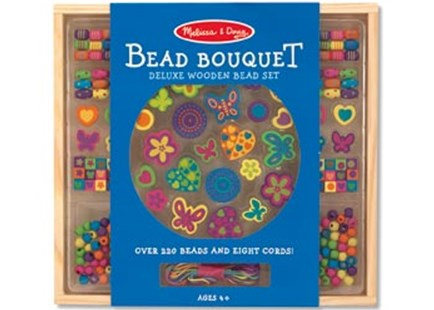Melissa & Doug - Bead Bouquet - Children's Toys & Games Arts & Crafts