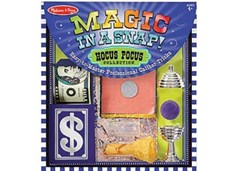 Melissa & Doug - Magic in a Snap! Hocus Pocus Collection
