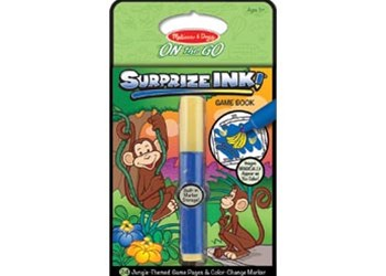Melissa & Doug - On The Go - Surprize Ink! - Jungle