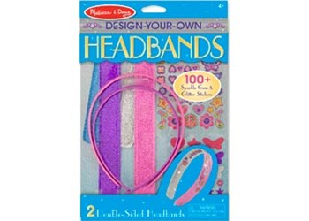 Melissa & Doug - Design-Your-Own - Headbands