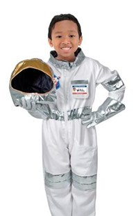 Melissa & Doug - Astronaut Role Play Costume Set - Children's Toys & Games Dress Up & Role Play