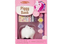 Melissa & Doug - Created by Me! Piggy Bank