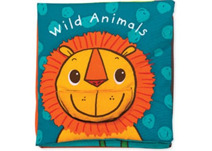 Melissa & Doug - Wild Animals - Non-Fiction Early Learning