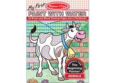 Melissa & Doug - My First Paint with Water - Animals