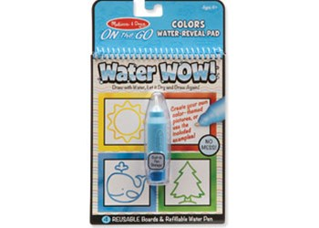 Melissa & Doug - On The Go - Water WOW! - Colors