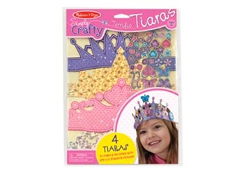 Melissa & Doug - Simply Crafty - Terrific Tiaras