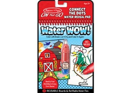 Water Wow - Farm Connect the D Water Wow - Farm Connect the D - Children's Toys & Games Games & Puzzles
