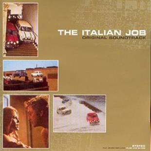 The Italian Job - CD / Album - Music Soundtracks