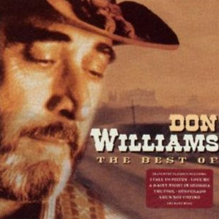 The Best Of Don Williams - CD / Album - Music Country