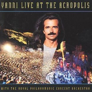 Yanni Live at the Acropolis - CD / Album - Music Easy Listening