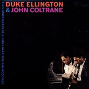 "Duke Ellington and John Coltrane - Vinyl / 12"" Album by  (0011105016612) - Vinyl - Music Jazz"