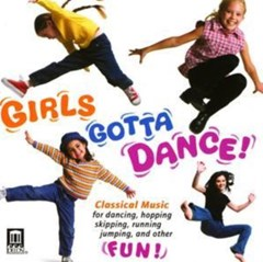 Girls Gotta Dance! - CD / Album