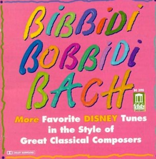 Bibbidi Bobbidi Bach - CD / Album - Music Children's Music