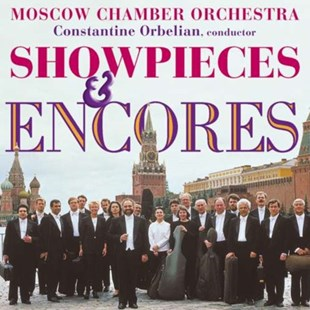 Showpieces and Encores (Orbelian, Moscow Co) - CD / Album - Music Classical Music