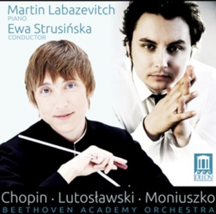 Chopin/Lutoslawski/Moniuszko: Beethoven Academy Orchestra - CD / Album - Music Classical Music