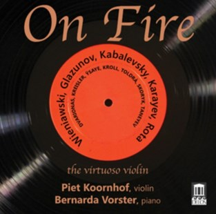 On Fire - CD / Album - Music Classical Music