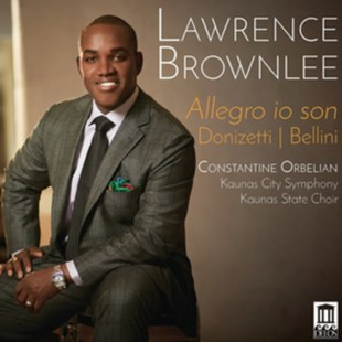 Lawrence Brownlee: Allegro Io Son - CD / Album - Music Classical Music