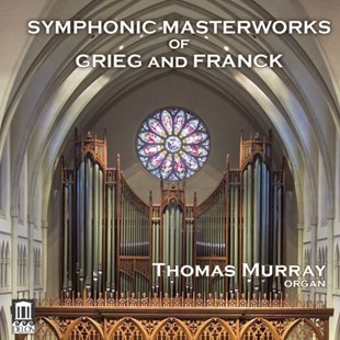 Symphonic Masterworks of Grieg and Franck - CD / Album - Music Classical Music