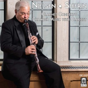 Nielson: Clarinet Concerto & Chamber Music for Clarinet - CD / Album - Music Classical Music