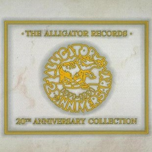 The Alligator Records 20th Anniversary Collection - CD / Album - Music R&B