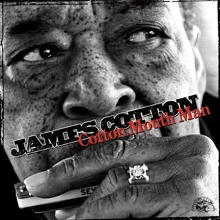 Cotton Mouth Man - CD / Album - Music Blues