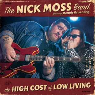 The High Cost of Low Living - CD / Album - Music Blues