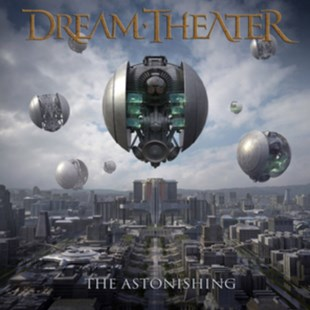 The Astonishing - CD / Album - Music Metal