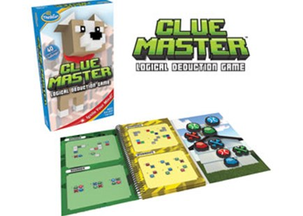ThinkFun - Clue Master Game - Children's Toys & Games Games & Puzzles