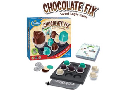 ThinkFun - Chocolate Fix Game - Children's Toys & Games Games & Puzzles