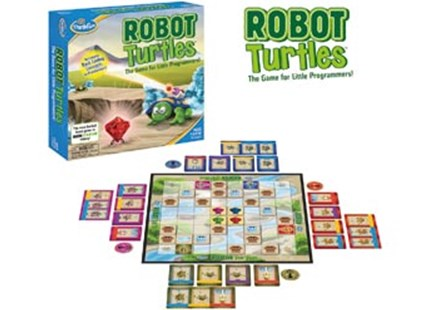 ThinkFun - Robot Turtles Game by  (0019275019006) - Game - Children's Toys & Games Games & Puzzles