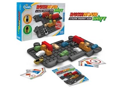 ThinkFun - Rush Hour Shift Game by  (0019275050603) - Game - Children's Toys & Games Games & Puzzles
