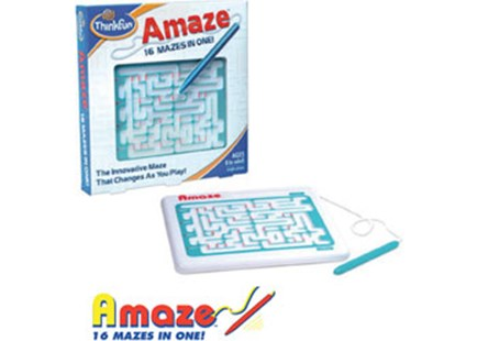 ThinkFun - Amaze Game by  (0019275058203) - Game - Children's Toys & Games Games & Puzzles