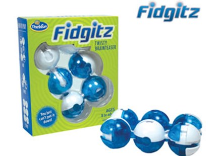 ThinkFun - Fidgitz by  (0019275058302) - Game - Children's Toys & Games Games & Puzzles