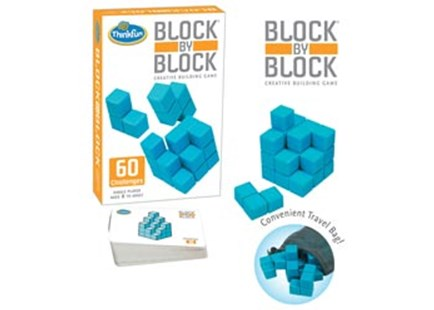ThinkFun - Block by Block Game by  (0019275059316) - Game - Children's Toys & Games Games & Puzzles