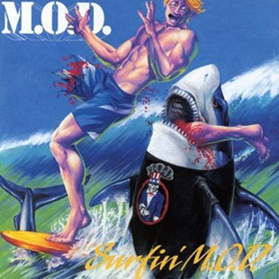 Surfin' M.O.D. - CD / EP - Music Metal