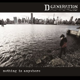 Nothing Is Anywhere - CD / Album - Music Rock