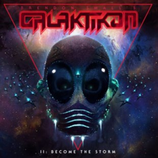 Galaktikon II: Become the Storm - CD / Album - Music Rock