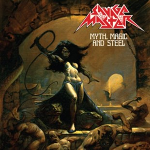 "Myth, Magic and Steel - Vinyl / 12"" Album - Music Metal"