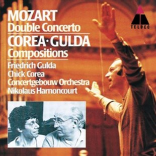 Mozart: Double Concerto/Corea/Gulda: Compositions - CD / Album - Music Classical Music