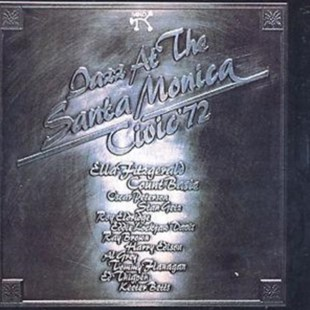 Jazz at the Santa Monica Civic '72 - CD / Album - Music Jazz