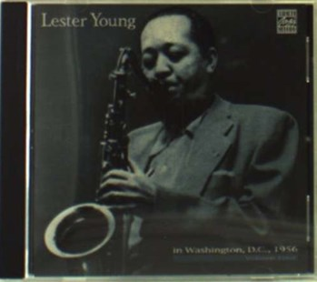 Lester Young in Washington D.c. 1956 Vol. 4 - CD / Album - Music Jazz