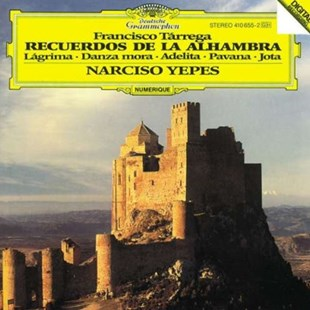 Recuerdos De La Alhambra (Yepes) [european Import] - CD / Album - Music Classical Music