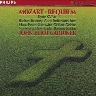 Digital Classics - Requiem (MOZART) - Kyrie (GARDINER) - CD / Album - Music Classical Music