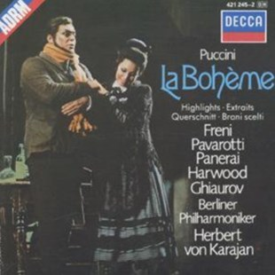 La Boheme - CD / Album - Music Classical Music