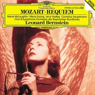 Requiem (Brso/bernstein) [european Import] - CD / Album - Music Classical Music