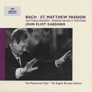 Bach: St. Matthew Passion - CD / Album - Music Classical Music