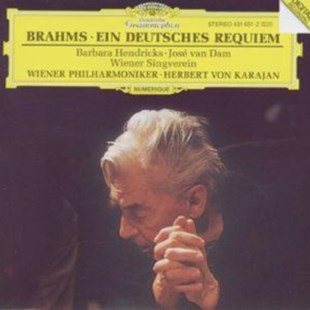 Ein Deutsches Requiem - Johannes Brahms - CD / Album - Music Classical Music